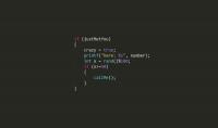 تصميم موقع بسيط من صفحة واحده باستخدام HTML - CSS