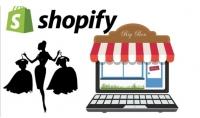 انشاء متجر شوبيفاي مجاني دون الحاجة لدفع رسوم شهرية