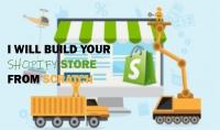 انشاء متجر الكتروني احترافي على منصة شوبيفاي