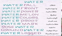ترجمة من الانجليزية للعربية والعكس