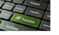ترجمة موضوعات من العربية إلى الإنجليزية والعكس