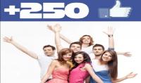 250 معجب نشيط حقيقي 100% لصفحتك علي الفيسبوك