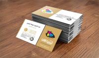 تصميم كروت تعرفية خاصة بأصحاب الاعمال والشركات مقابل 10 دولار