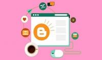 انشاء مدونة بلوجر وتحميل قالب عليها بدون دومين
