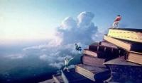 دمج الخيال والواقع كاتبة للشعر والقصص