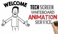 تصميم فيديو احترافي لعرض فكرتك او اعلانات whiteboard animation