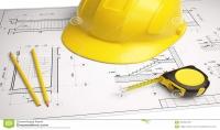 أعمال الحصر للوحات الإنشائية و المعمارية لكل البنود