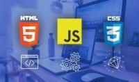 تصميم موقع ويب باستخدام HTML5  CSS3  JavaScript