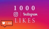 لايكات انستغرام حقيقية 100%   2000 لايك