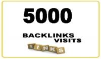 خمسة ألاف زيارة حقيقيه 5000 Backlink