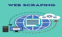 استخراج البيانات من المواقع اتوماتيكيا  Web Scraping