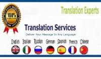 خدمات ترجمة بأكثر من لغة ابتداء من 600 كلمة