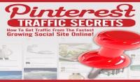 أرسل لك كتاب الكتروني حول أسرار ت جلب الترافيك في pinterest ... بعنوان Pinterest traffic Secrets