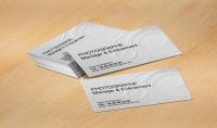 اعداد بطاقة زيارة خاصة
