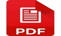 بتحويل اى نوع من الملفات الى pdf ويشمل ذلك الصور والتحويل للعكس ايضا