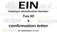 سأقوم بإحضار رقم ال EIN والخطاب التأكيدي للبيزنس خاصتك من مصلحة الضرائب الأمريكية
