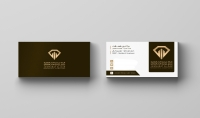 تصميم كارت شخصي business card إحترافي
