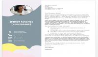 تصميم سيرة ذاتية CV Resume  احترافية او تصميم شهادات تقدير احترافية او ما شابه من الوثائق