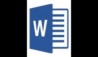 كتابة ملفات quot;30صفحة quot;علPDF او مسحوبة باسكانر الى ملف Word