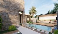 تصميم حديقة المنزل الخارجية كل 5 متر مربع ب 5$ فقط