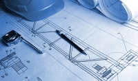 عمل المخططات الهندسية لأعمال التكييف والسباكة ومقاومه الحريق