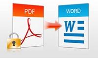 تحويل كتب pdf الى word