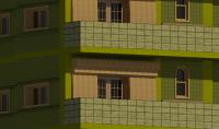 تقسيم معمارى مع وضع افضل نظام انشائى للتقسيم وكذالك التشطيبات الخارجيه وداخليه