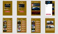 تصميم واجهات التطبيقات لأجهزة الأندرويد و ios و المواقع