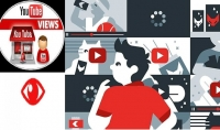 أقدم مشاهدات لفيديوهات قناتك على اليوتيوب