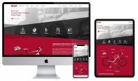 تصميم موقع كامل بلغة البي اتش بي