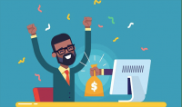 اعطائك نسخه من كتاب الربح السريع من العمل الحر