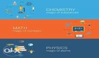 دروس دعم في الرياضيات و الفيزياء