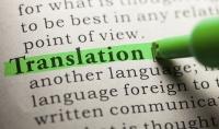 ترجمة إحترافية ل 500 كلمة من العربية إلي الإنجليزية والعكس.