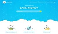 انشاء موقع اختصار روابط احترافي مع امكانية وضع اعلانات وربح المال ودفع للمستخدمين.