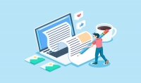 كتابة محتوى لموقعك الخاص او لمقالك