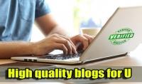 كتابة مقال حصري باللغة الأنجليزية في أي مجال .