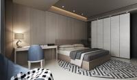 عمل تصاميم ديكور داخلي مقابل 5 دولار لكل 5 متر مربع من مساحة الفراغ