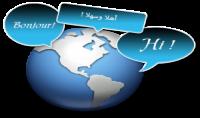 ترجمة من العربية للفرنسية أو الإنجليزية