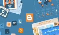 سوف انشر 5 مقالات في مدونتك blogger باي لغة في ظرف يومان