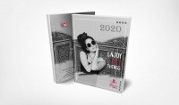تصميم غلاف كتاب او مجلة بشكل مبدع