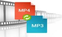 تحويل مقاطع الفيديو MP4 الى صيغة MP3