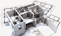 تصميم انشائي لفيلات ومباني سكنية