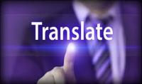الترجمه من الانجليزية للعربية والعكس بإحترافية