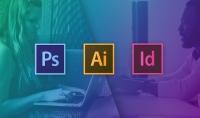 دورة التصميم : فوتوشوب - إيليسترايتور  - إينديزاين للبدا في العمل على انترنت