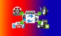 تحويل جميع صيغ الصوت والفيديو والصورة