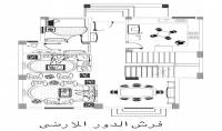 رسم معماري وتصيم انشائي للعمارات والأبراج والفيلات والشقق