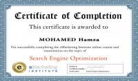 دليلك للمراجعة للحصول على شهادة معتمدة احترافية في ميدان SEO