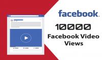 10000 مشاهدة لفيديوهات الفيس بوك حقيقية 100% Never Drop