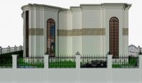 تصميم انشائي ومعماري كامل لمبني