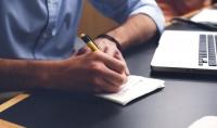 كتابة المقالات العربية